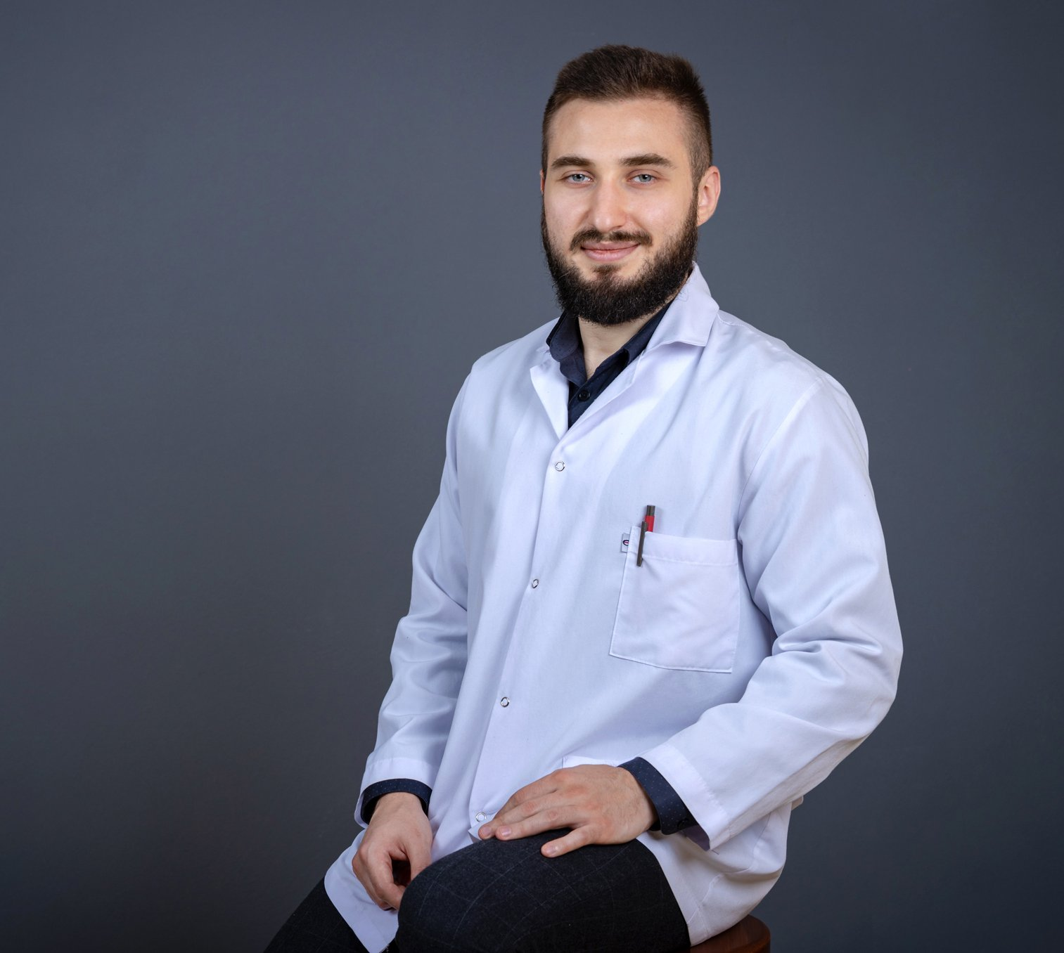 Medic nutritionist Ovidiu Parfeni